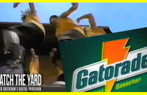 alpha phi alpha gatorade watch the yard