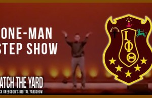 one man iota step show