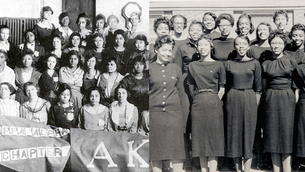 African american fraternity papers sorority term