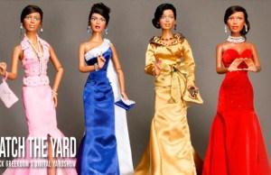 divine 9 barbie