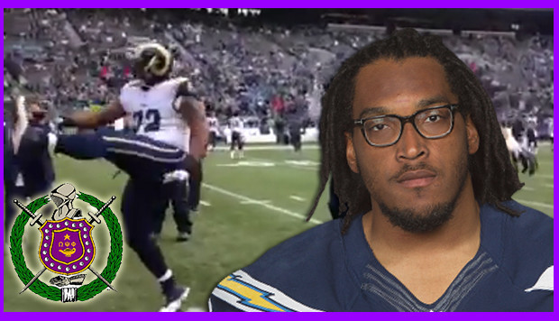 Watch Nfl Offensive Tackle Joe Barksdale Set It Owt For
