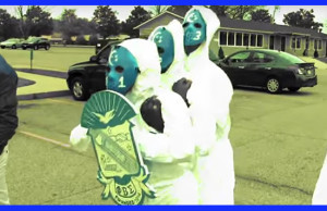 Picture of a Phi Beta Sigma Probate