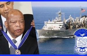 john lewis navy ship phi beta sigma