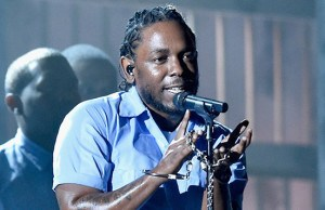 kendrick lamar grammy performance 2016