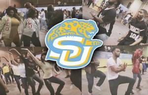 southern university stroll off