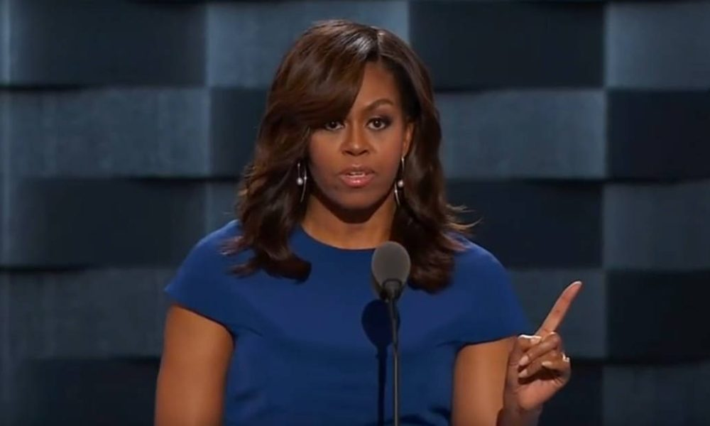 text of michelle obama senior thesis Has access to michelle obama's senior thesis been restricted until after the 2008  presidential election.