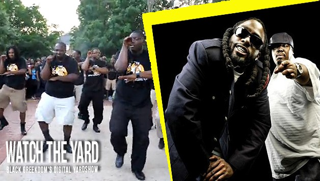 Watchtheyard Georgia Alphas Stroll to 8 Ball and MJG