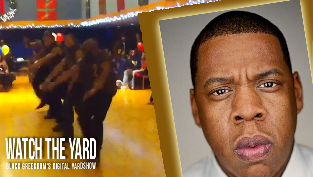 Jay Z Iota Phi Theta Stroll Watchtheyard.com