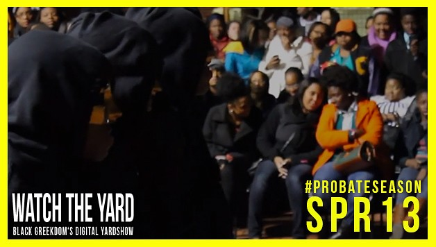 #probateseason watch the yard