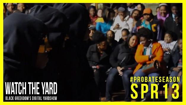 #probateseason watch the yard