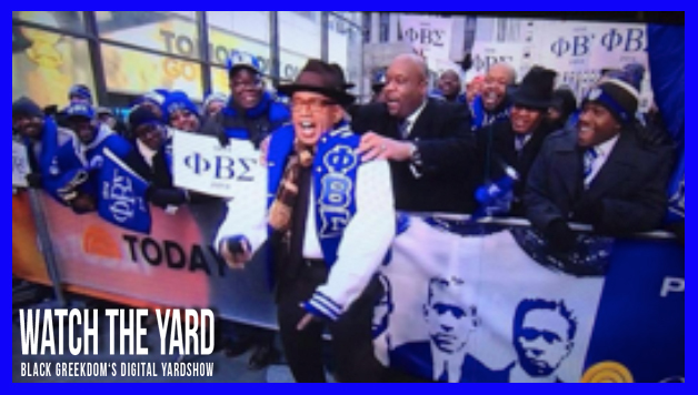 phi beta sigma today show #pbs100