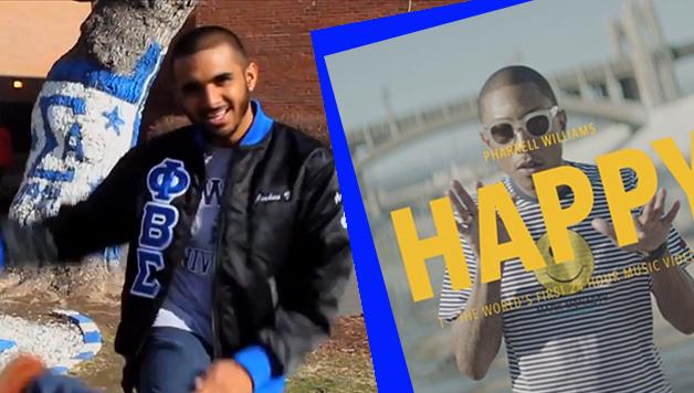 happy pharrell howard
