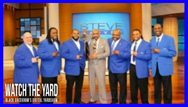 steve harvey phi beta sigma #pbs100