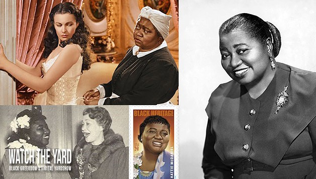 Hattie McDaniel (1895-1952) She won an Academy Award for Best Supporting Actress, making her the first African American to win an Academy Award.