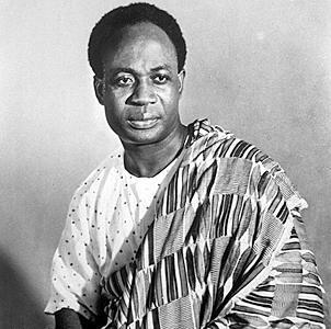 Photo of Kwame Nkrumah