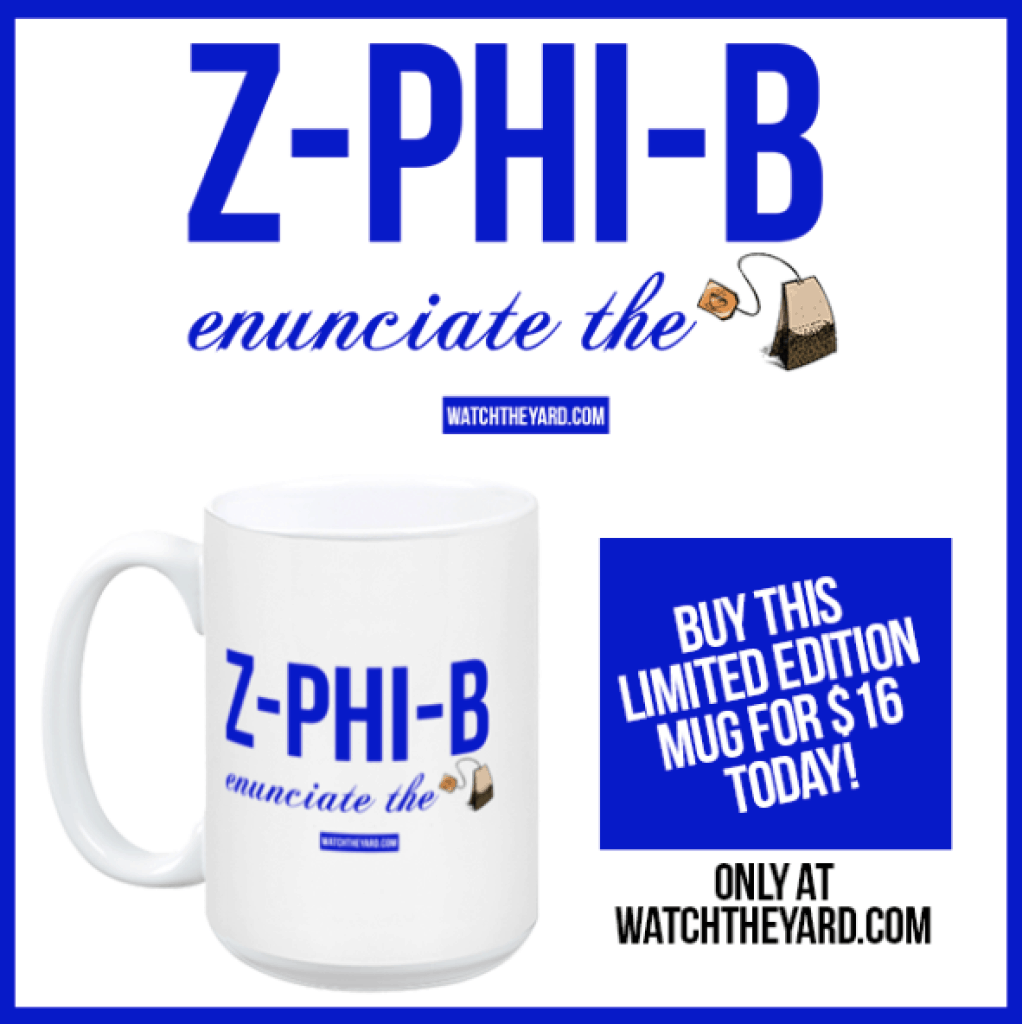 zeta phi beta | cup tea