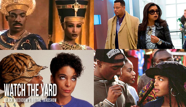 My boo the complete list of badass diy halloween costume ideas for african american couples - African american party ideas ...