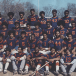Morgan State's team in the 1970s