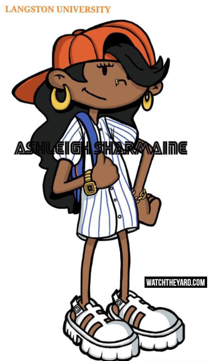 S Black Female Cartoon Characters : Of your favorite black s cartoon characters