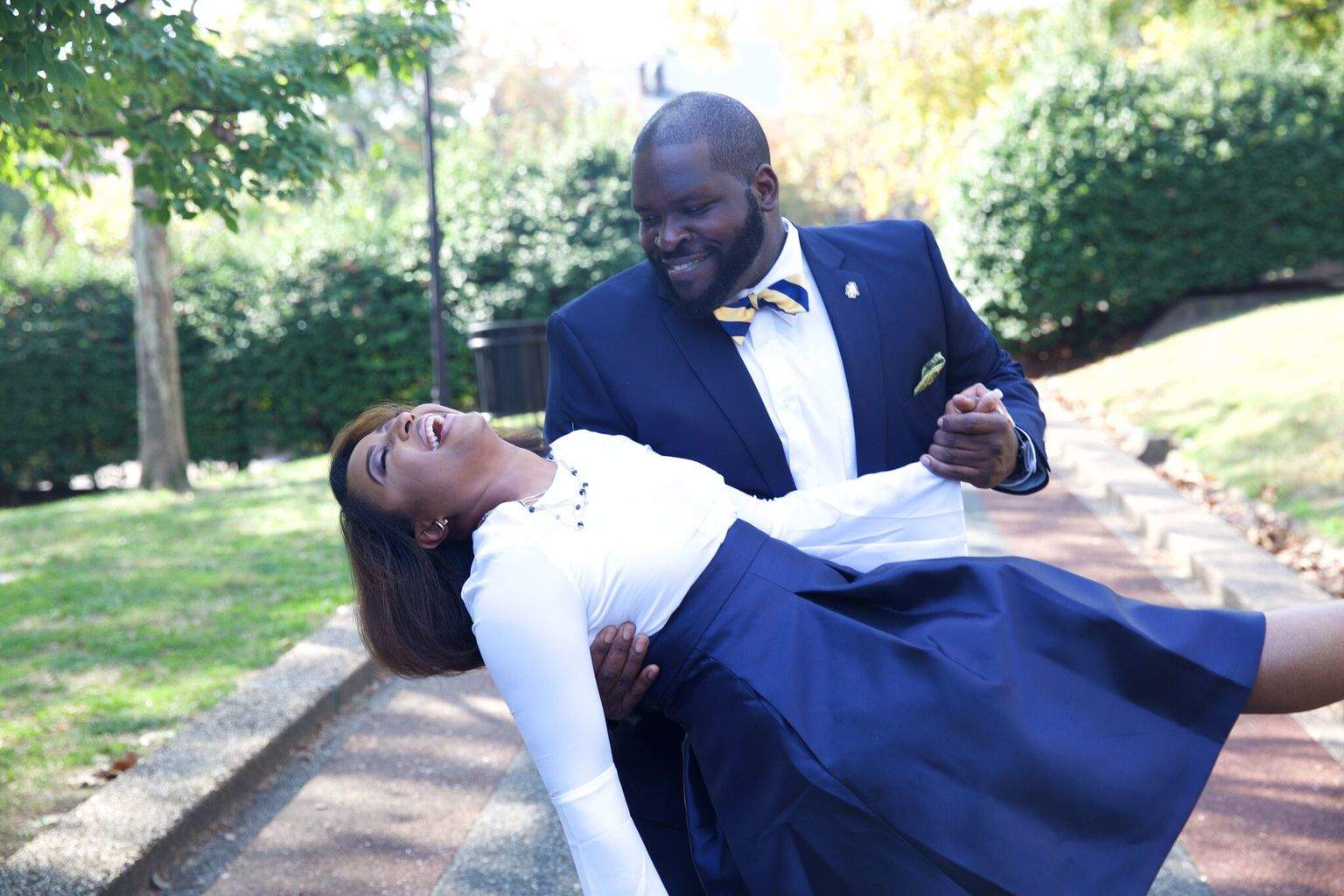 This North Carolina A&T Couple Incorporated Aggie Pride Into