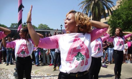 ALPHA KAPPA ALPHA AT SOUTHERN UNIVERSITY